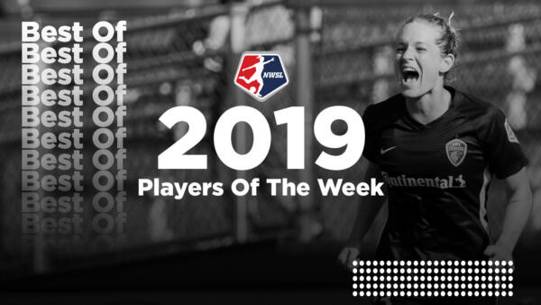 2019 NWSL Players of the Week