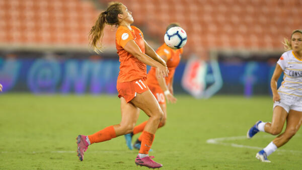 Highlights: Houston Dash vs. Utah Royals FC