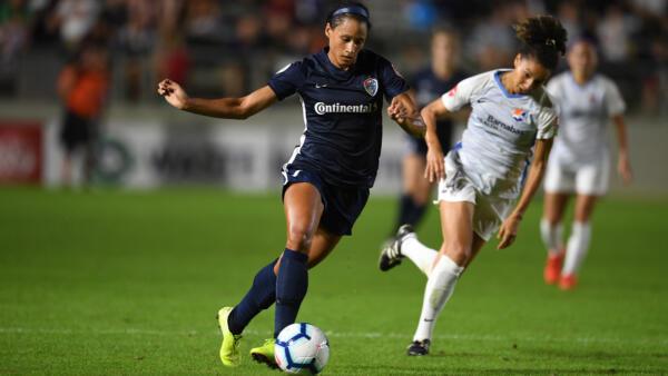 Highlights: North Carolina Courage vs. Sky Blue FC