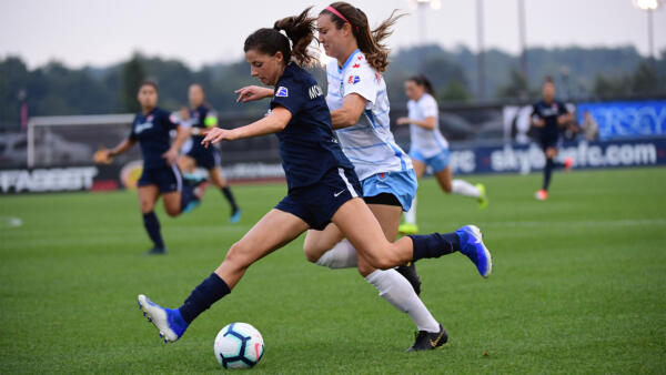 Highlights: Sky Blue FC vs. Chicago Red Stars