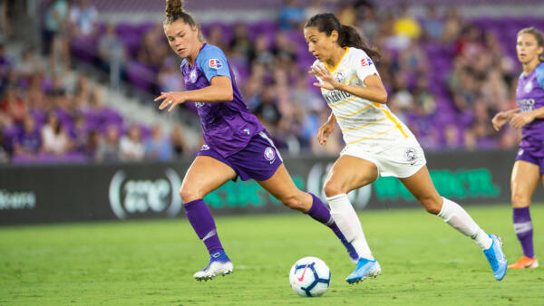 Highlights: Orlando Pride vs. Utah Royals FC