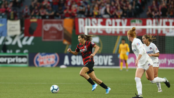 Highlights: Portland Thorns FC vs. Washington Spirit