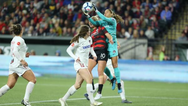 Highlights: Portland Thorns FC vs. Washington Spirit