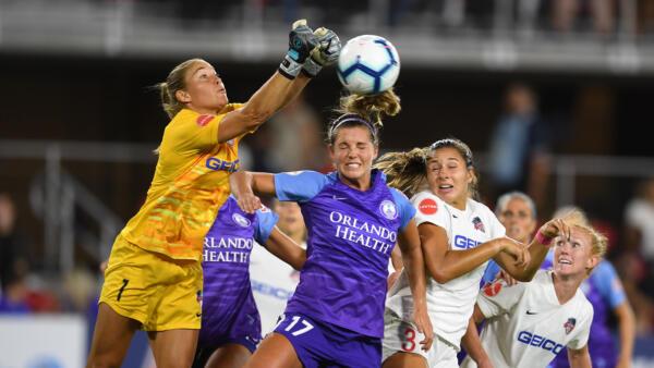 Highlights: Washington Spirit vs. Orlando Pride