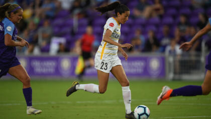 Christen Press #23 Stats, Video, News & More