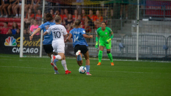 Highlights: Chicago Red Stars vs. Reign FC