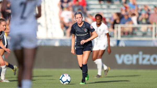 Highlights: North Carolina Courage vs. Reign FC