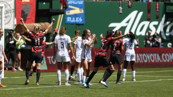 Highlights: Portland Thorns FC vs. Orlando Pride