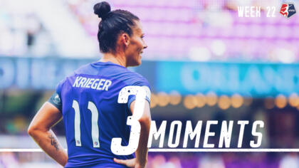 Ali Krieger #11 Stats, Video, News & More