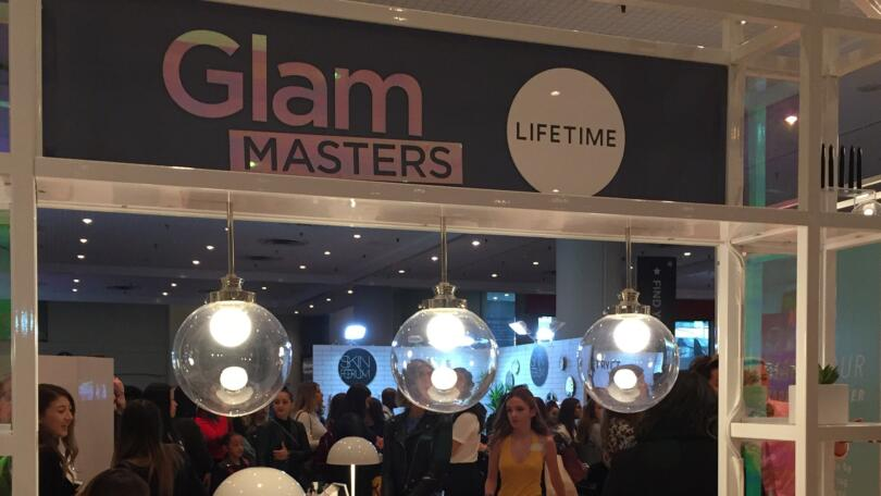 Grand Prize-winning Pop-up Shop, Glam Masters