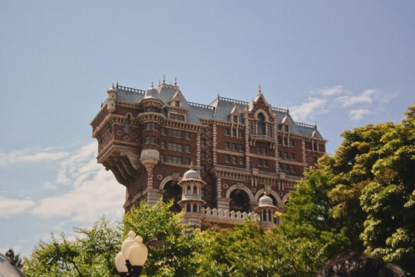 Tower of Terror, Tokyo Disneysea