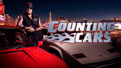 Watch Full Episodes of Counting Cars