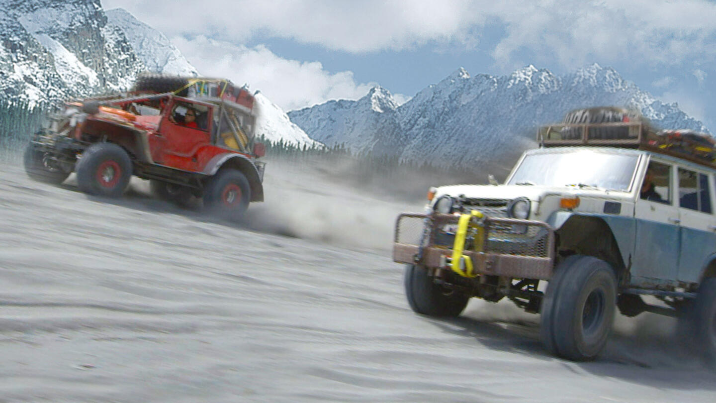 Alaska Off-Road Warriors Full Episodes, Video & More | HISTORY