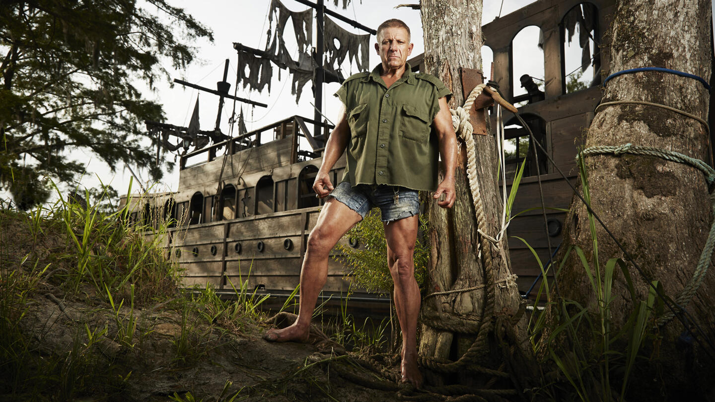 The Legend of Shelby the Swamp Man Full Episodes, Video