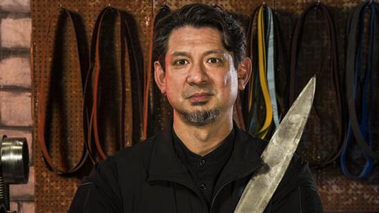 Forged in Fire Cast | HISTORY