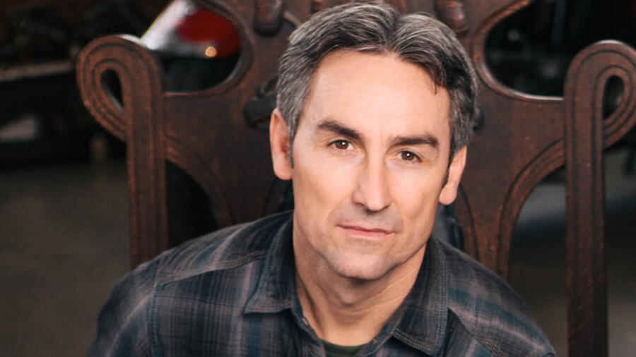 Mike Wolfe - American Pickers Cast  History-5980