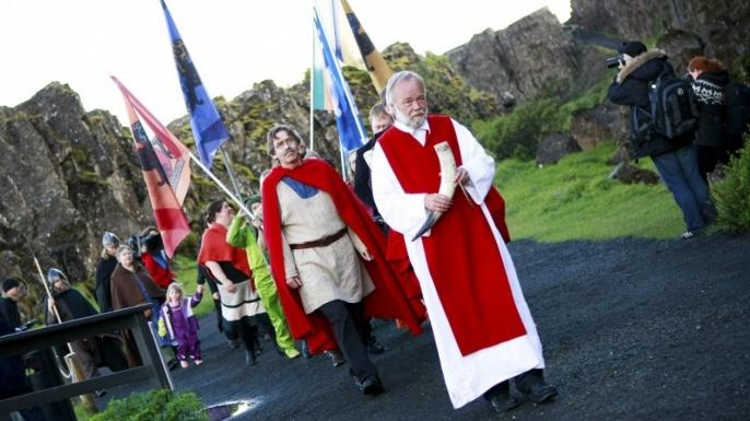 Vikings, Iceland, Norse Mythology