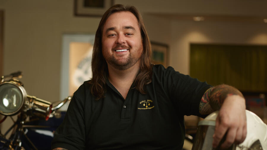 Chumlee Russell, Pawn Stars