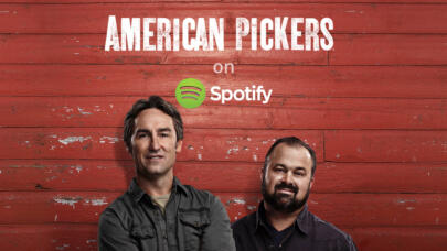 Listen: American Pickers on Spotify