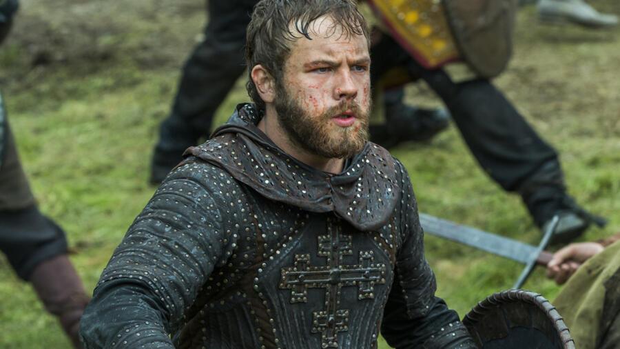 Moe Dunford as Aethelwulf, Vikings