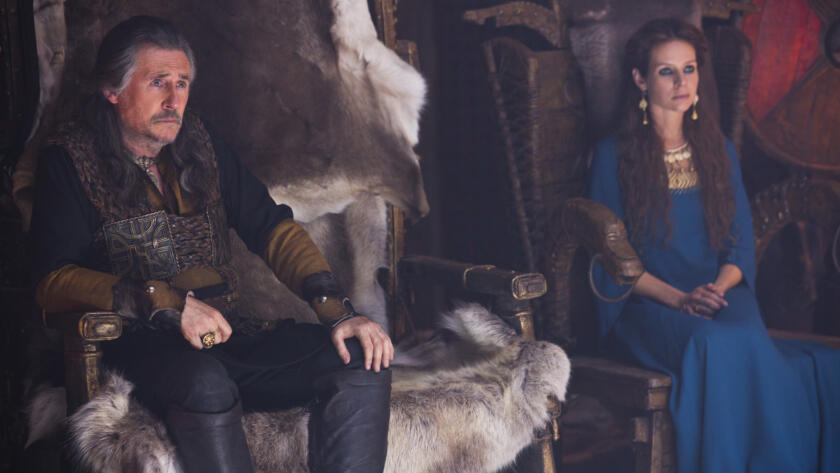 Earl Haraldson, Siggy, Vikings