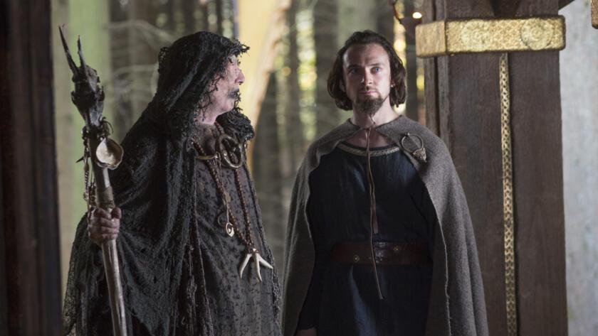 Vikings, Seer, Athelstan