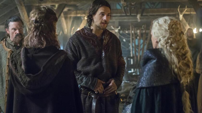 Ben Robson as Kalf, Vikings