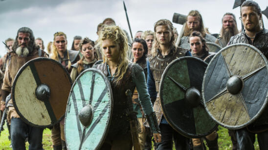 Vikings, Katheryn Winnick as Lagertha