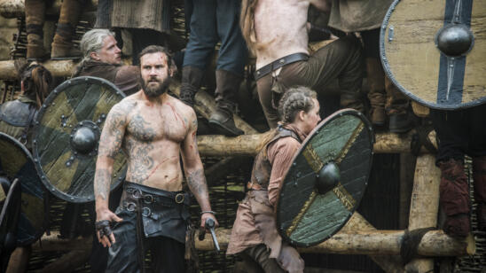 Vikings, Clive Standen as Rollo