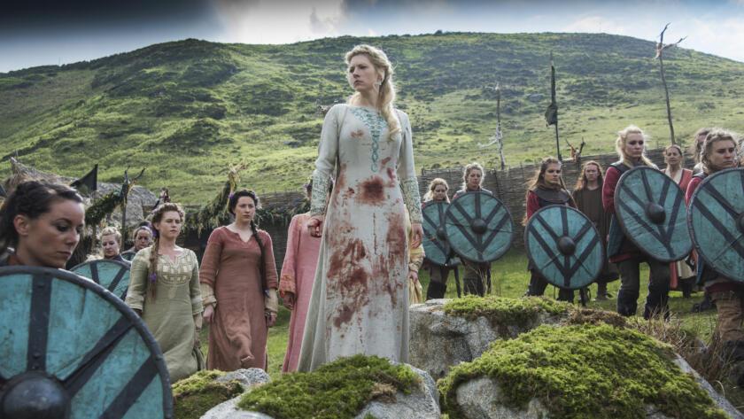 Katheryn Winnick as Lagertha, Vikings