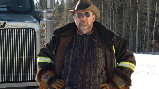 Alex Debogorski, Ice Road Truckers