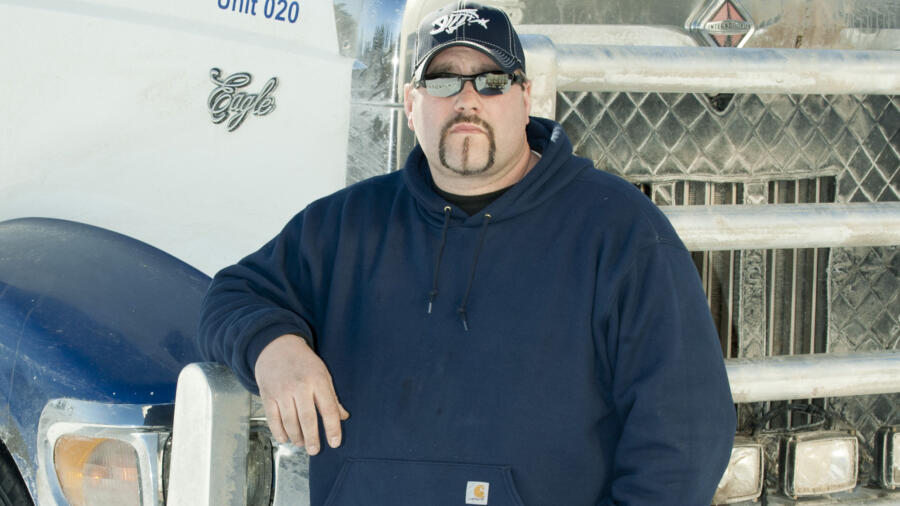 Ice Road Truckers, Todd Dewey