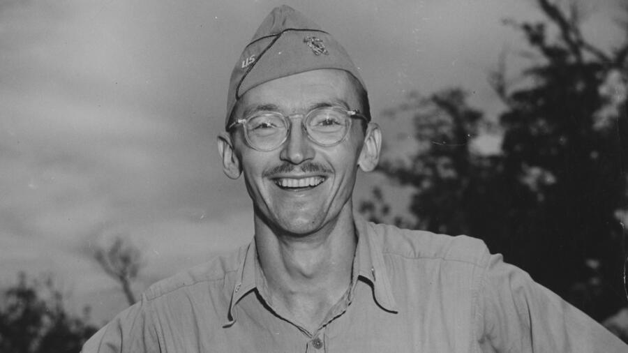 Richard Tregaskis, WWII in HD