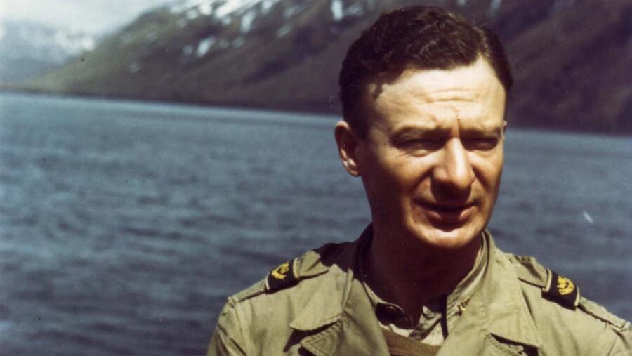 Robert Sherrod, WWII in HD
