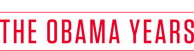 The Obama Years logo