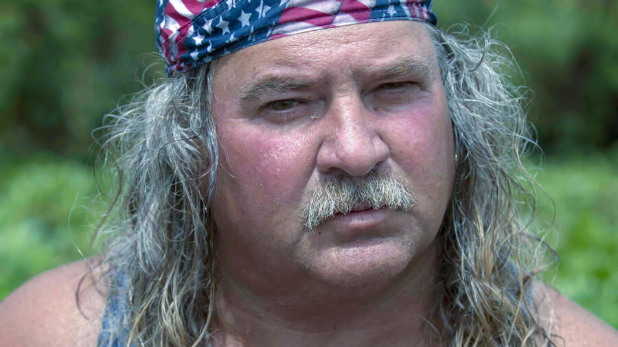 Bruce Mitchell of Swamp People