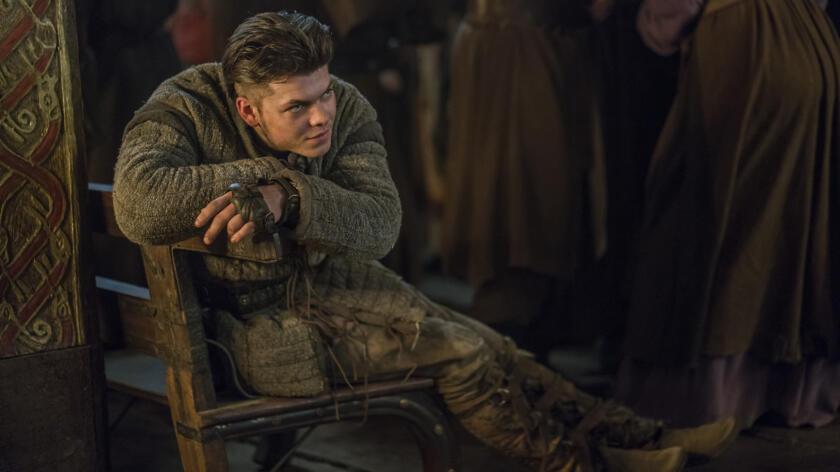 Alex Høgh Andersen as Ivar, Vikings