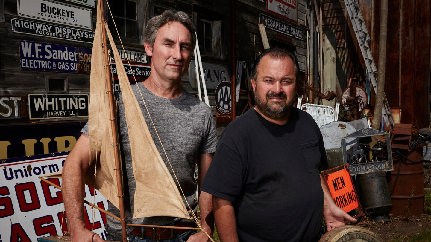 American Pickers Best Of Full Episodes, Video  More -8142