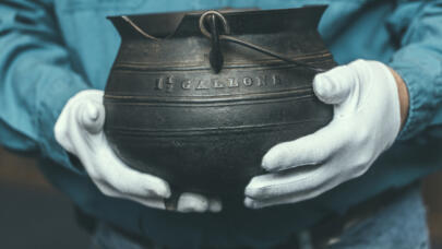 The Kettle That Carried A Family Forward