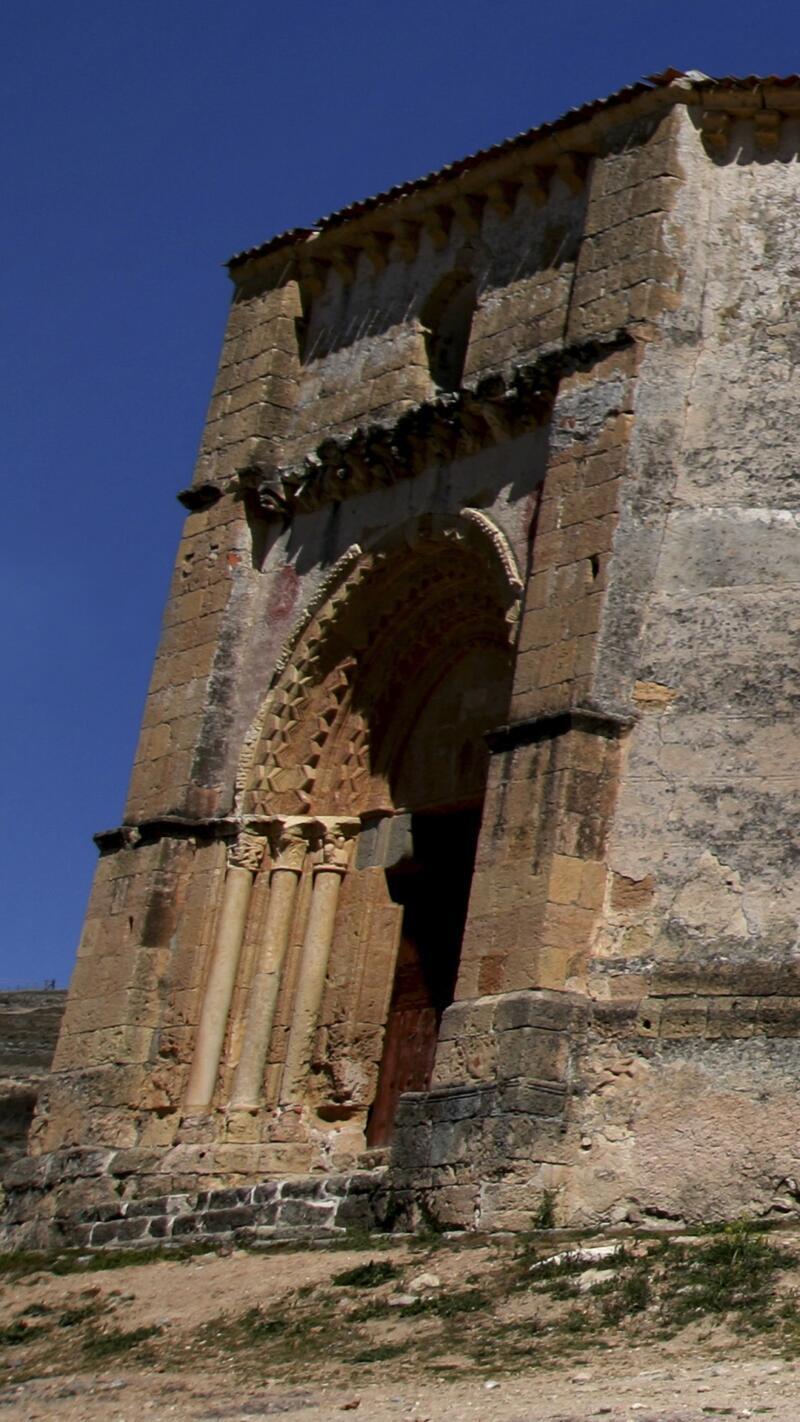 Templar church in Tomar, Portugal−Convento de Cristo