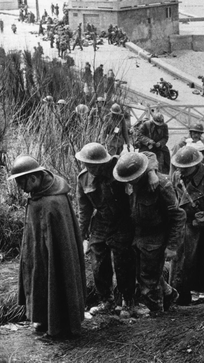 Captive French Soldiers