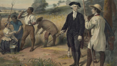 Read More: Did Washington Really Free Mount Vernon's Slaves?