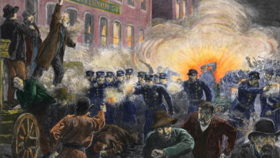 The Haymarket Riot: When a Protest Against Anti-Labor Police Brutality Turned Violent