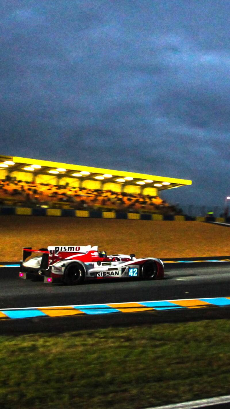 NISMO Global, Early morning of the 2013 Le Mans 24 Hours in France