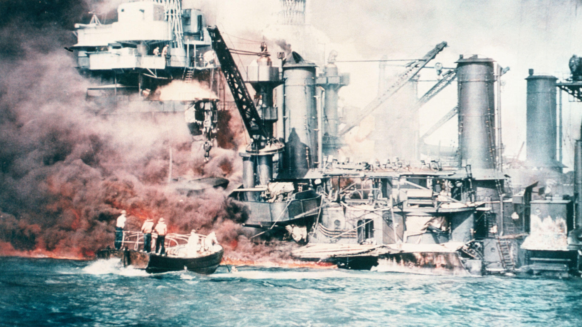 Pearl Harbor: Photos and Facts from the Infamous WWII Attack