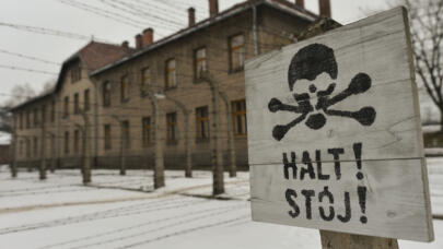 Read More: The Jewish Men Forced to Help Run Auschwitz