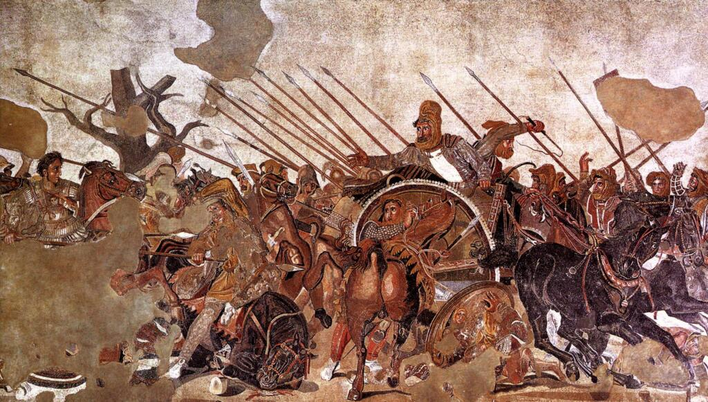 How Alexander the Great Conquered the Persian Empire