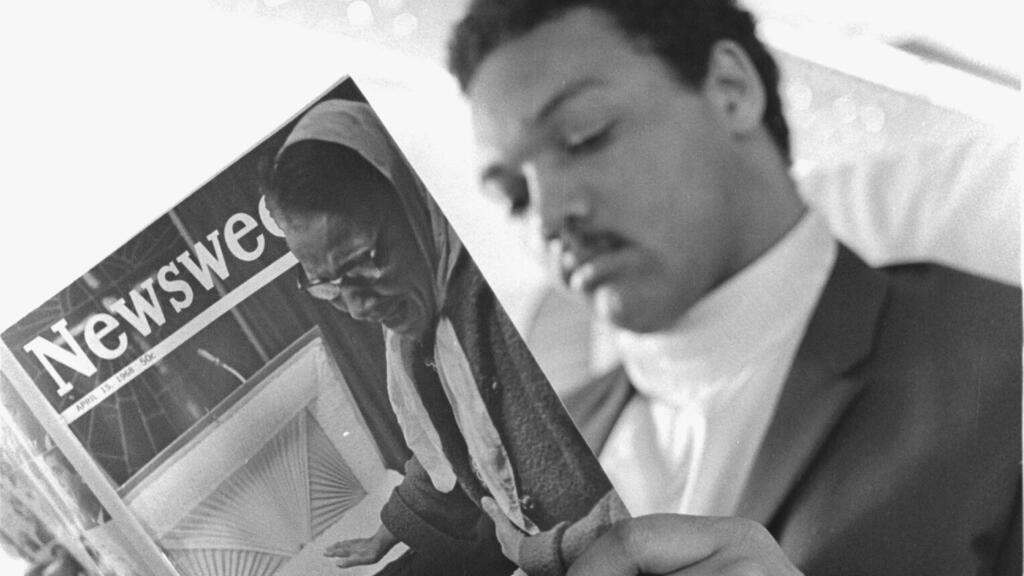 Jesse Jackson on M.L.K.: One Bullet Couldn't Kill the Movement