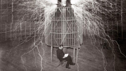 6 Brilliant Tesla Inventions That Never Got Built