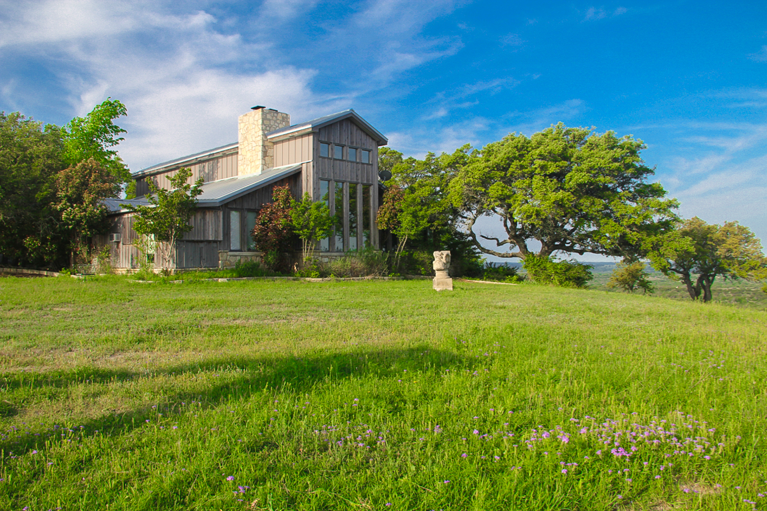 Buy the Texas Ranch Where LBJ Hid from the Press